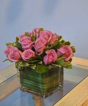 Plum Pretty Roses