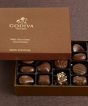 Godiva Chocolate15 pc. Milk Chocolate Gift Box