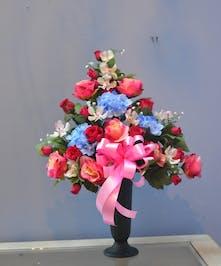 Vase Memorial for Gravside