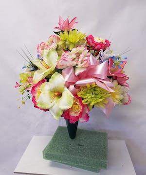 Large Spring silk Bouquet