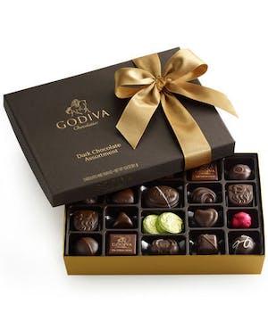 27 pc Dark Chocolate Gift Box - Classic