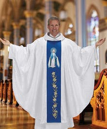Our Lady of Grace Vestment