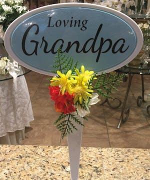 Loving Grandpa