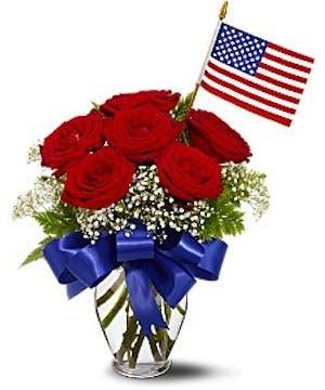 Star Spangled Roses