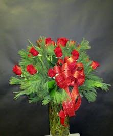 Winter delux roses