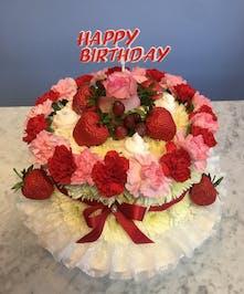 Birthday Strawberry Shortcake
