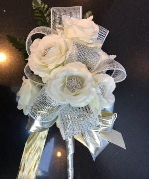 Sparkle Silk Presentation bouquet