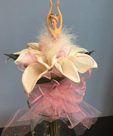 Calla Lily Dance Bouquet