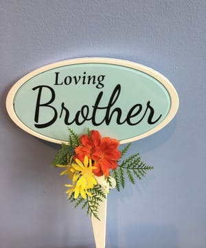 LOVING BROTHER