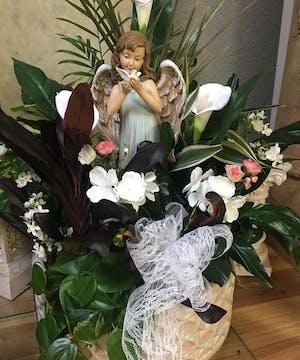 Praying Angel Garden