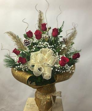 Premium Christmas Roses
