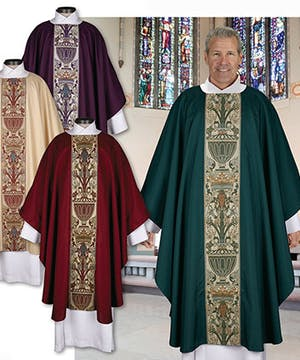 Coronation Tapestry Vestment