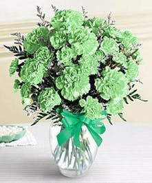 A St. Patrick's Day Wishes Bouquet