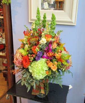 Mille Fleur / Fall Colors