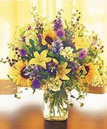 Sunshine Bouquet Bursting with Color!